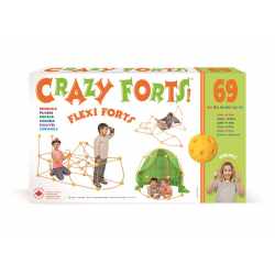CRAZY FORTS - FLEXI-FORTS  (upc: 690396000069)