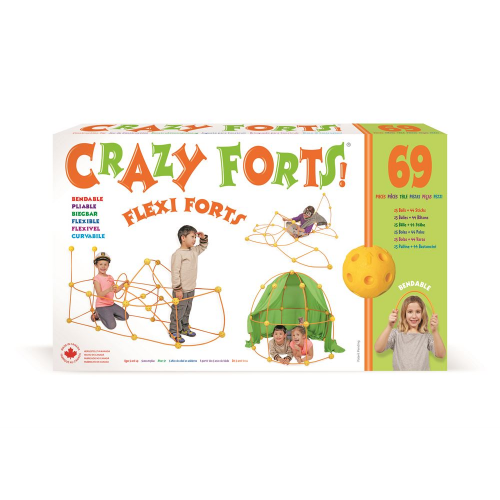 CRAZY FORTS - FLEXI-FORTS