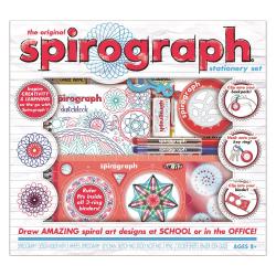 SPIROGRAPH STATIONERY SET (EA)