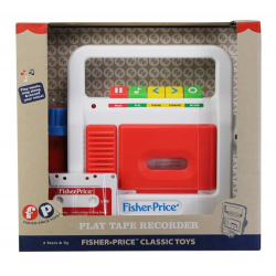 FISHER PRICE - PLAY TAPE RECORDER (4)