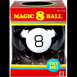 MAGIC 8 BALL RETRO  (EA)