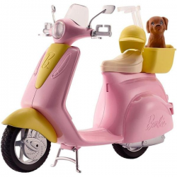 BARBIE -  SCOOTER  (2)