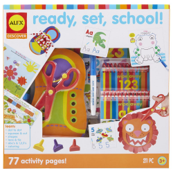 ALEX TOYS DISCOVER READY, SET, SCHOOL (3)