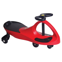 PLASMA CAR - FULL COLOUR BOX UNASSML'D RED