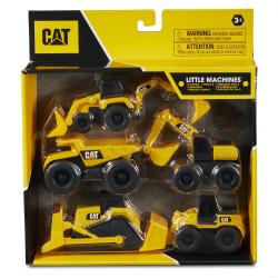 CAT -  LITTLE MACHINE 5pk ASST (6)