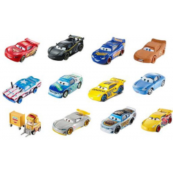 CARS - DIECAST CHARACTER VEHICLE ASST  (24)