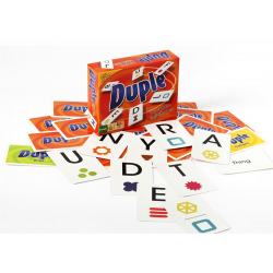 DUPLE - CARD GAME (ages 10+)